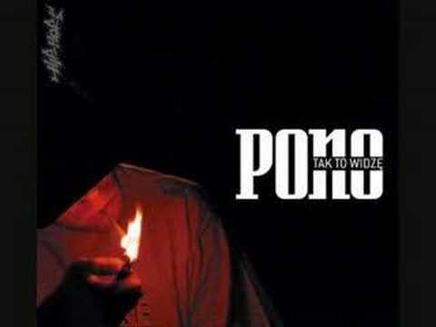 Tekst piosenki Pono - Chwila zwątpienia po polsku