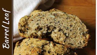 動手做-全麥雜糧麵包