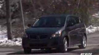 Review: 2009 Pontiac Vibe