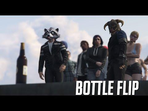 GTA - Bottle Flip