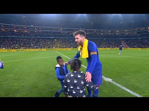 Lionel Messi vs Mamelodi Sundowns FC (Friendly) 16/05/2018 HD 1080i - Thời lượng: 6 phút, 57 giây.