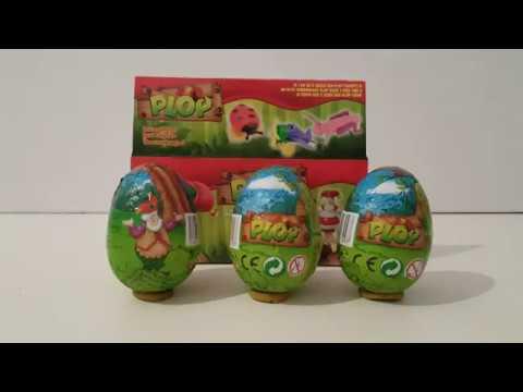 Unboxing 3 Kabouter PLOP Surprise eggs