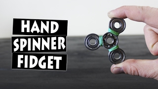 Video DIY Hand Spinner Fidget Toy | EASIEST WAY MP3, 3GP, MP4, WEBM, AVI, FLV September 2017
