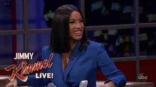 Video Can You Guess Which Part of Cardi B's Body Her Baby Broke? MP3, 3GP, MP4, WEBM, AVI, FLV Oktober 2018