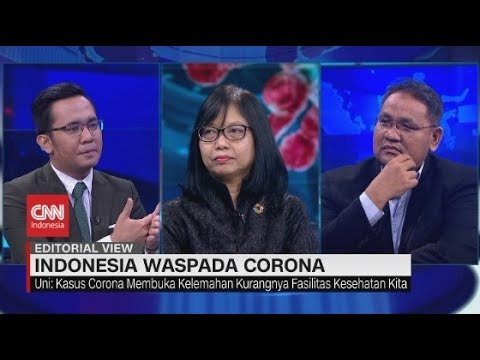 Indonesia Waspada Corona #LayarDemokrasi