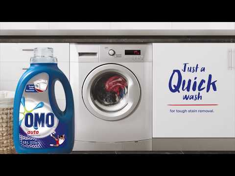 OMO Auto  - Just A Quick Wash Is Enough