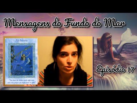 Patrícia Monteiro - Leitura de Cartas - Mensagens do Fundo do Mar - Episódio 17
