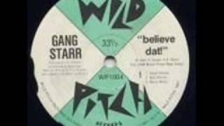 Gang Starr - Believe Dat [VLS] - Believe Dat