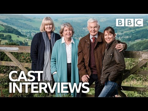 'A Family Affair' | Last Tango In Halifax Cast Interviews | BBC Trailers