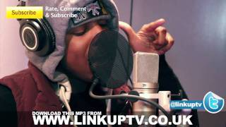 Behind Barz -Teezy [@TeezyWorld @linkuptv] | Link Up TV
