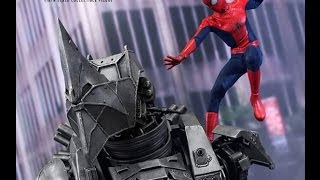 Hot Toys Rhino 1/6 Scale Amazing Spider Man 2 Movie Masterpiece Action Figure Images Revealed