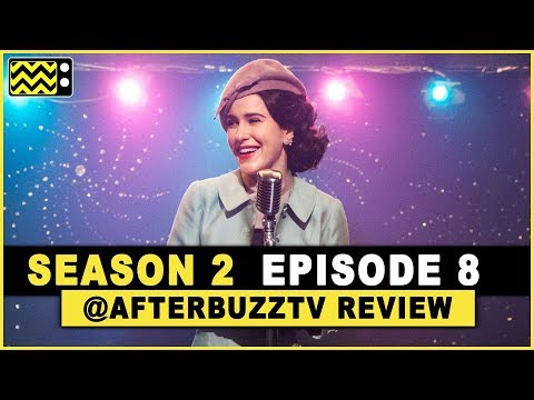The Marvelous Mrs. Maisel Season 2 Episode 8 Review & After Show