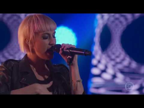 Globo - ROCK STORY  VITTORIA AND THE HYDE PARK - Burn Down The Summer