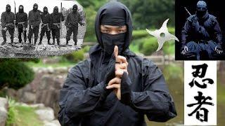 Video NINJA Ninjitsu - Timeless Assassins in Black: Parkour, Stealth, Training, Weapons! MP3, 3GP, MP4, WEBM, AVI, FLV September 2018