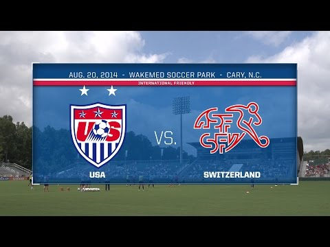 be - The U.S. Women's National Team will face Switzerland for the first time in its history when the two teams square off on Aug. 20 at WakeMed Soccer Park in a match that sold out its 10000...