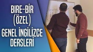 Bire-Bir (Özel) GENEL İngilizce Dersleri