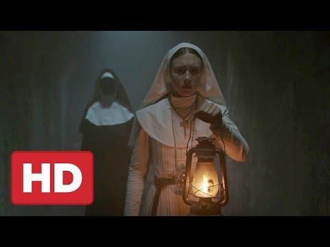 The Nun - Teaser Trailer  (2018) Taissa Farmiga