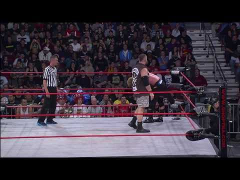 Bully 2011 - Bound For Glory 2011: Mr. Anderson vs. Bully Ray.