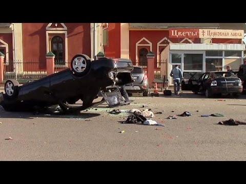 Ρωσία: Μακελειό σε κοιμητήριο της Μόσχας