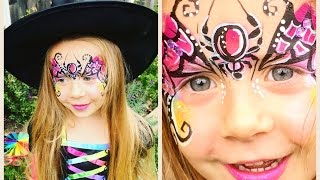Children's Witch Tutorial