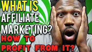 Affiliate marketing can be very profitable if you know what your doing?  In this video, Ill show you how to make money with affiliate marketing in 2017!Subscribe to Young_LyfeStyle- https://goo.gl/Wd56duSign up for Postmates Or Recieve Money Off Your Meal-Use Promo Code - brandonyoung0824@gmail.comJoin the Facebook Group FOR MORE RIDESHARE AND ENTREPRENUIAL TIPS! https://www.facebook.com/groups/820709908085237/For all business inquiries and consultations - Email me at askyounglyfestyle@gmail.comNeed Postmates Tips and Tricks or want to watch postmates Vlogs?Watch them here: https://www.youtube.com/playlist?list=PLCnOJ0oDI16naYQoQihB1UAfGFXNRdV0MHIRE ME FOR YOUR BUSINESS:  http://www.brandonmaymediaservices.com/Need Accessories For Your RideShare ( Cop These Items)Duracell Car Charger: http://amzn.to/2pGOjPEIphone Lightning Cable: http://amzn.to/2pHkIWZAndriod Fast Charging Cable : http://amzn.to/2rb5P0fCar Vent Phone Mount: http://amzn.to/2raBe34Car Dash Cam: http://amzn.to/2qBhp7ZPillow for Back Support: http://amzn.to/2pH24yKMY FILMING SETUP Canon T5i-  http://amzn.to/21XRlx7Lighting - http://amzn.to/2rd0NjNThese are affiliate links . So I will get a small commission if you press them :).All Business Inquires and Collaboration : Send an email toContact: yearofthegentlemen20@gmail.comSOCIAL MEDIATWITTER: http://twitter.com/YrofGentlemenInstagram: http://instagram.com/young_lyfestyleFacebook: https://www.facebook.com/YoungLyfeStyle/SNAPCHAT: young_lyfestyleLINKS TO MY WEBSITE: http://yearofthegentlementv.com/GO READ MY BLOGS!MAKE SURE TO LEAVE A LIKE DISCLAIMER:ALL OF MY VIDEOS ARE BASED SOLELY UPON MY OWN EXPERIENCES AND OPINIONS.  I AM NOT HERE TO OFFEND ANYONE. JUST TALKING STRAIGHT FACTS!