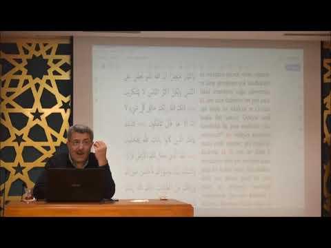 Tuncer Namlı - Mümin Suresi (61-85) Ayetlerin Tefsiri