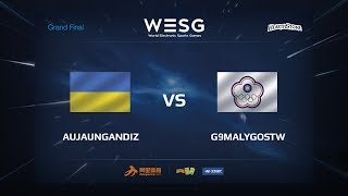 MalygosTW (山下 智 久) vs Auja_Ungandiz, game 1