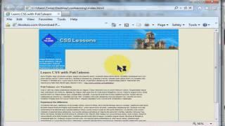 Urdu Tutorials CSS Lesson 10