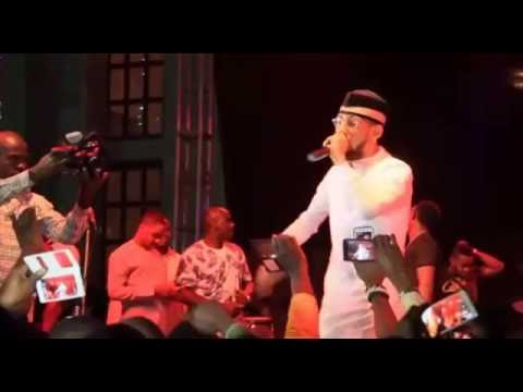 PHYNO FYNO In His Best Live Performance of the year Plus  Exclusive Chat