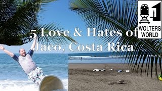 Jaco Costa Rica  city photo : Visit Jaco - 5 Things You Will Love & Hate about Jaco, Costa Rica