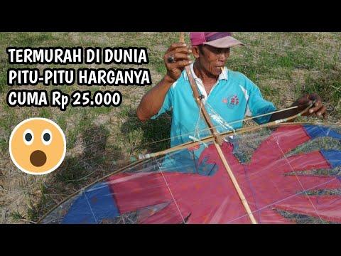 Pitu-pitu Bugis Harganya Cuma 25.000 😱, Tes Suaranya Yuk Terbang dan Diputar