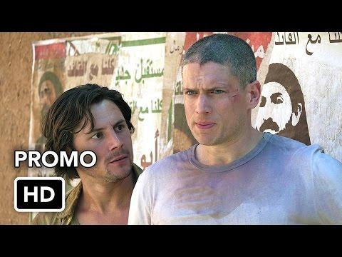 "Prison Break 5x04 Promo ""The Prisoner's Dilemma"" (HD)"