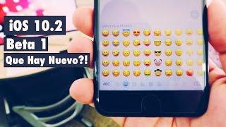 iOS 10.2 Beta 1 ya esta disponible! mira todo lo nuevo que trae el beta publico de apple.Para mas contenido sigue me aquí:https://facebook.com/ALE9X1http://instagram.com/ALE9X1https://twitter.com/ALE9x1https://snapchat.com/add/ale9x1