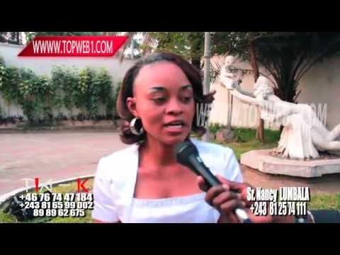 Enfin, FR ROBERT KOMBO na EV. DENIS NGONDE Batié sr.Nancy LUMBALA Maboko akende liboso
