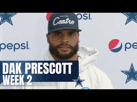 Dak Prescott: Last Year Was Last Year   Dallas Cowboys 2021