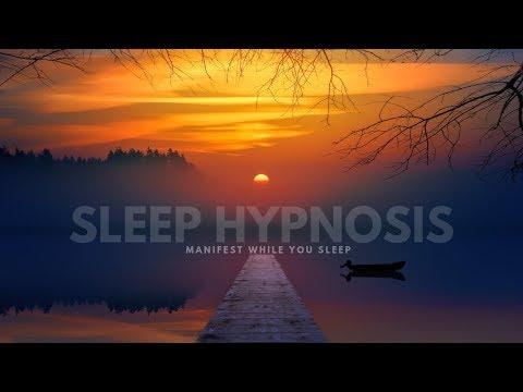 Sleep Hypnosis | Manifesting While Sleeping Deeply