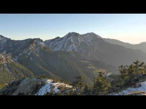 聖稜-雪山的脊梁