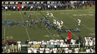 Khalil Mack vs  Kent State  (2012)