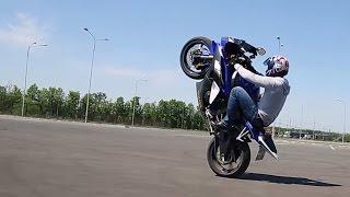 10. Yamaha YZF R6 Stunt