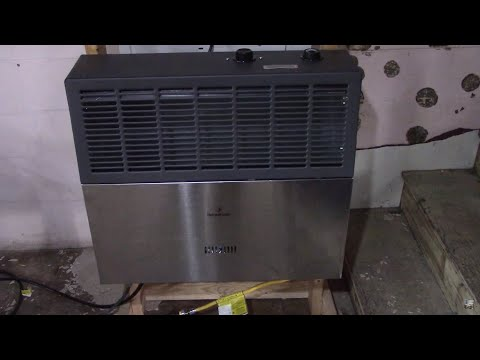 ThermaBlaster Dual Fuel Wall Heater Review