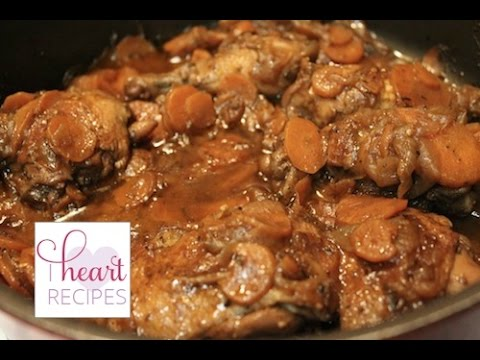 Brown Stew Chicken – I Heart Recipes