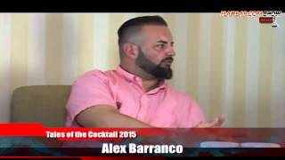 Flairbar.com Show with Alex Barranco @ Tales of the Cocktail 2015!