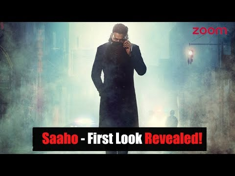 Prabhas' Next 'Saaho's First Look Releases