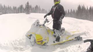 2. 2015 Ski-Doo Summit X 800 163