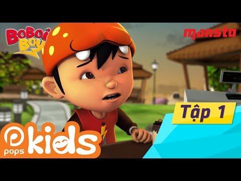 Boboiboy Tập 1: Anh Hùng Xuất Hiện - Phim Thiếu Nhi Hay Tiếng Việt   Hoạt Hình POPS Kids - Thời lượng: 22:33.
