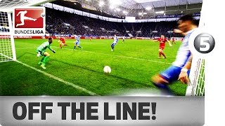 ► Sub now: http://redirect.bundesliga.com/_bwBd Who doesn't love some last-ditch defending? Our top 5 today is all about those nearly moments. You asked to s...