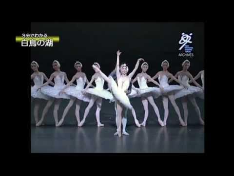 新国立劇場バレエ 3分でわかる白鳥の湖