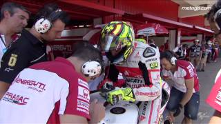 Video Behind the Scenes with Andrea Iannone MP3, 3GP, MP4, WEBM, AVI, FLV Januari 2018