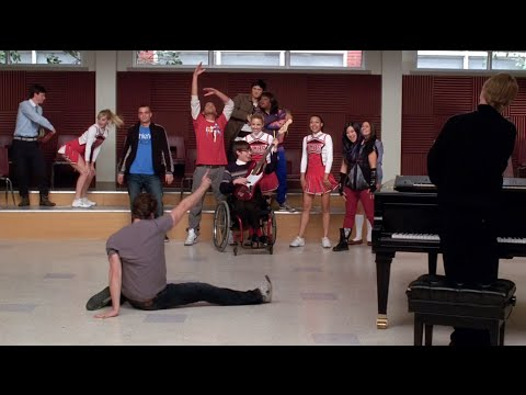 GLEE - Bust A Move (Full Performance) HD