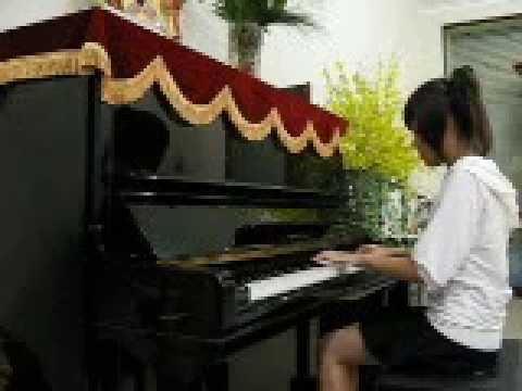River Flows In You (piano) By Âu Hà My